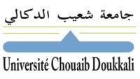 كونكورات جداد في جامعة شعيب الدكالي – الجديدة آخر أجل 26 يونيو 2021