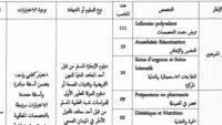 كونكورات جداد فيالمركز الاستشفائي الجامعي طنجة – تطوان – الحسيمة آخر أجل 3 شتنبر 2021