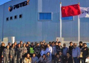 شركة PGTEX TANGER توظيف سائقين وموظفين اداريين (Coursiers) برخصة السياقة صنف (b)